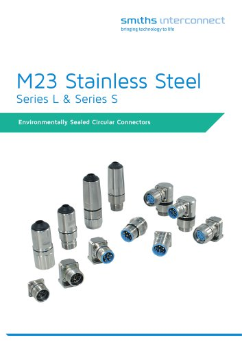 M23 Stainless Steel