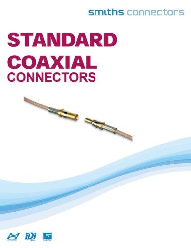 Standard coaxial connector