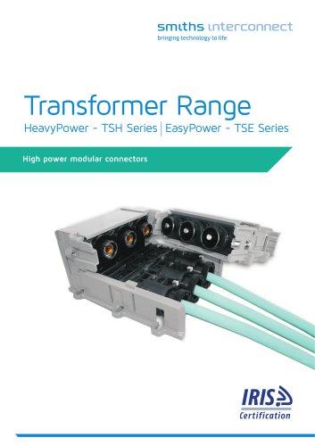 Transformer Range Brochure