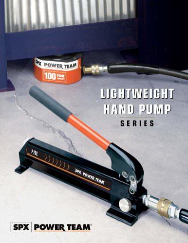 Light Weight Handpump