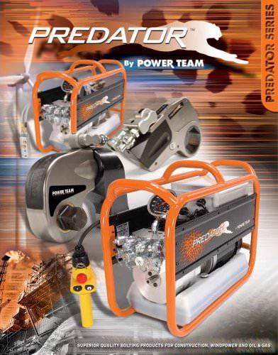 Predator Hydraulic Torque Wrenches