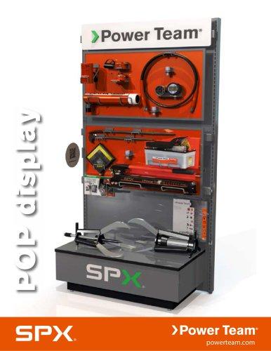 SPX PowerTeam POPsales PTPOP1410