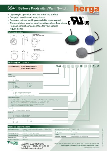 6241 Bluetooth® Transmitter