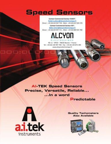 AITEK Speed Sensors (Gamme complete)