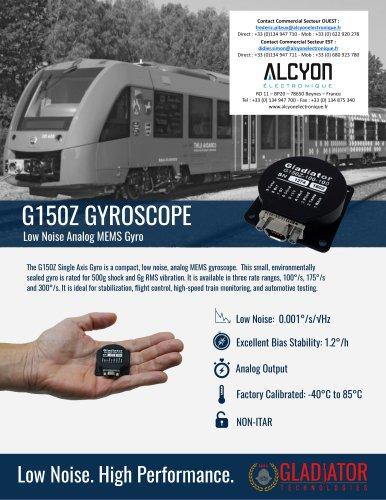 G150Z GYROSCOPE