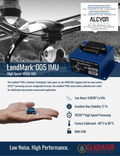 LandMark™005 IMU