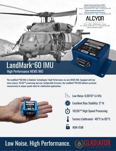 LandMark™60 IMU