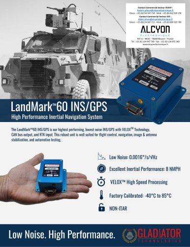 LandMark™60 INS/GPS