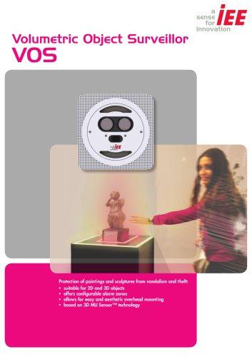 Volumetric Object Surveillor