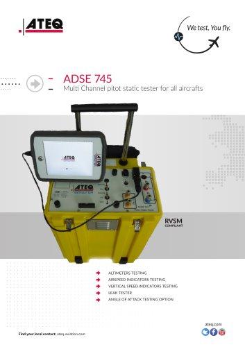 PITOT STATIC TESTER - ADSE 745