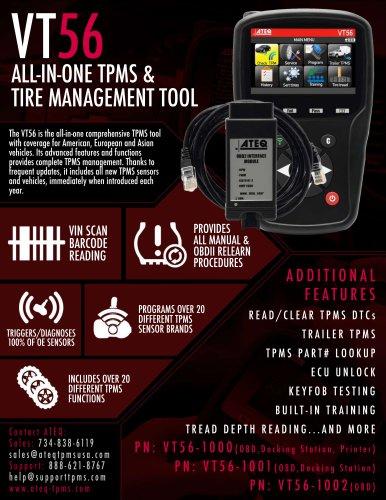 VT56 TPMS TOOLS