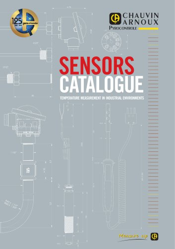 Temperature Sensors Catalogue