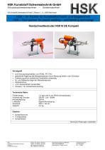 HSK Extruder