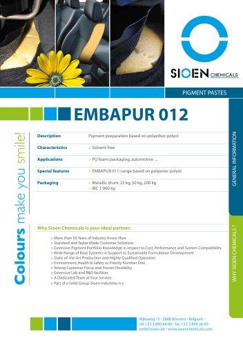 EMBAPUR 012