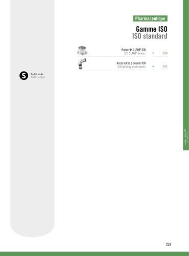Pharmaceutical : ISO Standard
