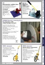 CM3000 Electronic measuring device