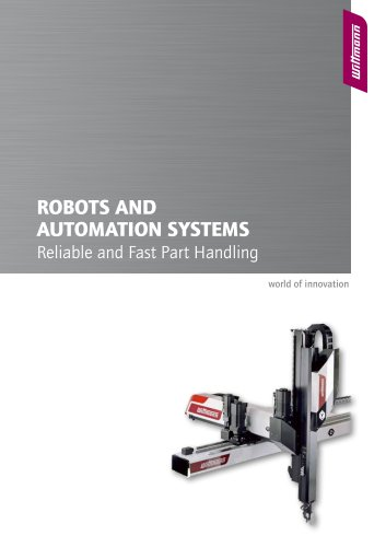 Robots and Automation Systems