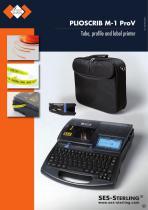 Printer PLIOSCRIB M-1