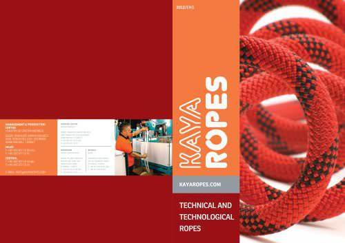 Kaya Ropes