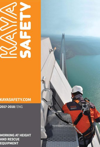 Kaya Safety 2017-2018