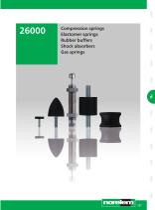 Rubber buffers - Shock absorbers - Gas springs - 1