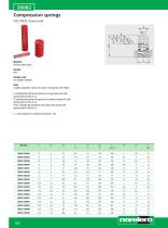 Rubber buffers - Shock absorbers - Gas springs - 8