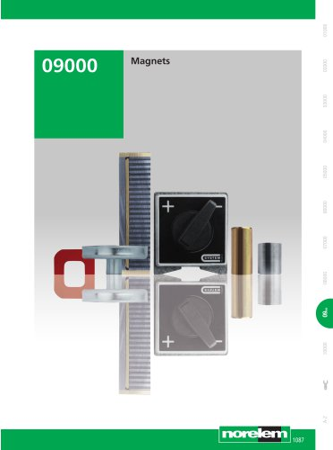 Standard component system - Magnets