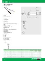 Standard component system - Positioning components - 10