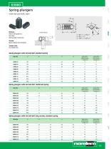 Standard component system - Positioning components - 3