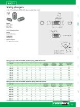 Standard component system - Positioning components - 7