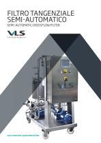 Automatic Crossflow Filter - TMF-SA