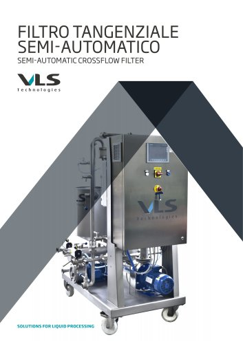 Automatic Crossflow Filter - TMF-SA