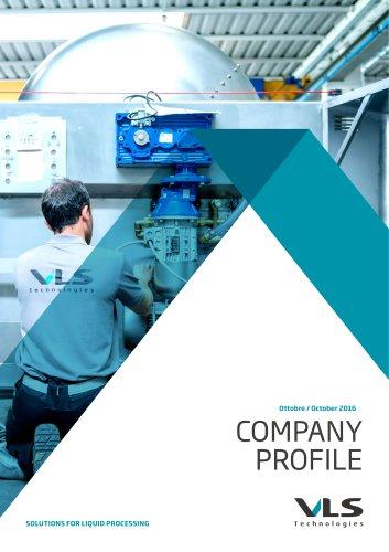 Company Profile - IT/EN