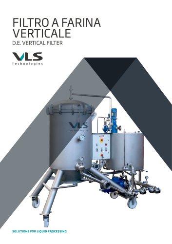D.E. Vertical Filter - FVV