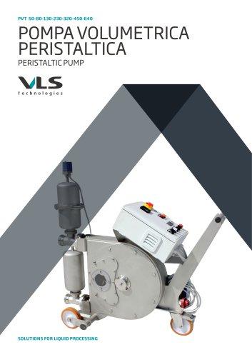 Persitaltic Pump - PVT