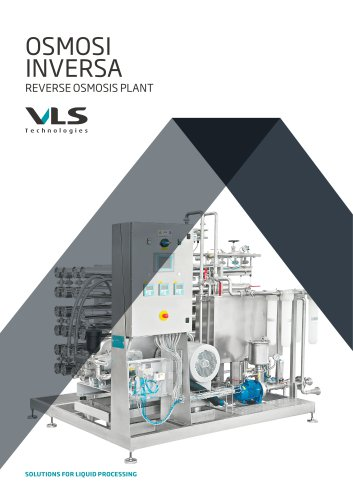 Reverse Osmosis Plant - ROV