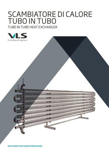 Tube In Tube Heat Exchanger - STT
