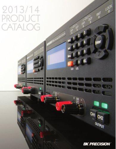 Product catalog 2013/14
