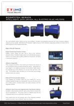 EcoStitch All-Electric Hot Melt Melter