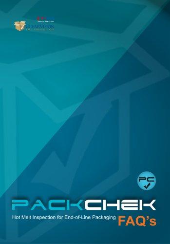 PackChek Hot Melt Inspection System for Packaging