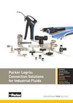 Parker Legris - Connection Solutions for Industrial Fluids