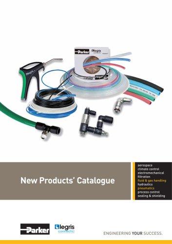 Parker Legris - New Products' Catalogue
