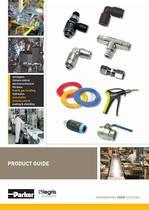 Parker Legris - Short catalogue - Product Guide