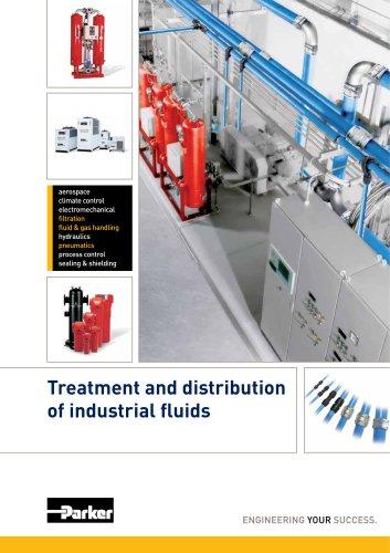 Parker Transair - Treatment and distribution of industrial fluids