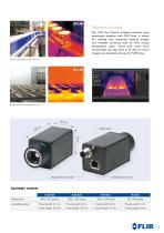 Thermal imaging cameras for automation / process control - 9