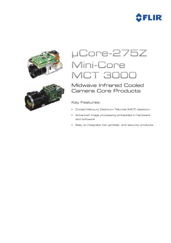 µCore-275Z - Mini-Core - MCT 3000
