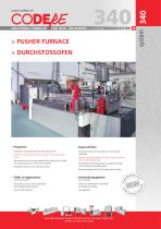 PUSHER FURNACE - SYSTEM 340