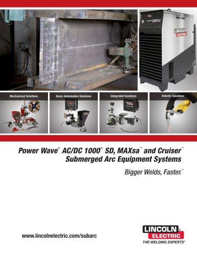 Power Wave AC/DC 1000 SD