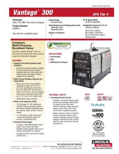 Vantage® 300 EPA