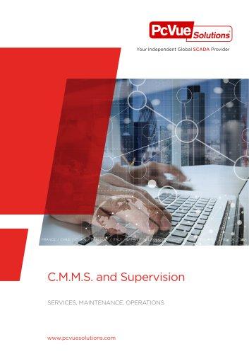 PcVue Solutions - CMMS